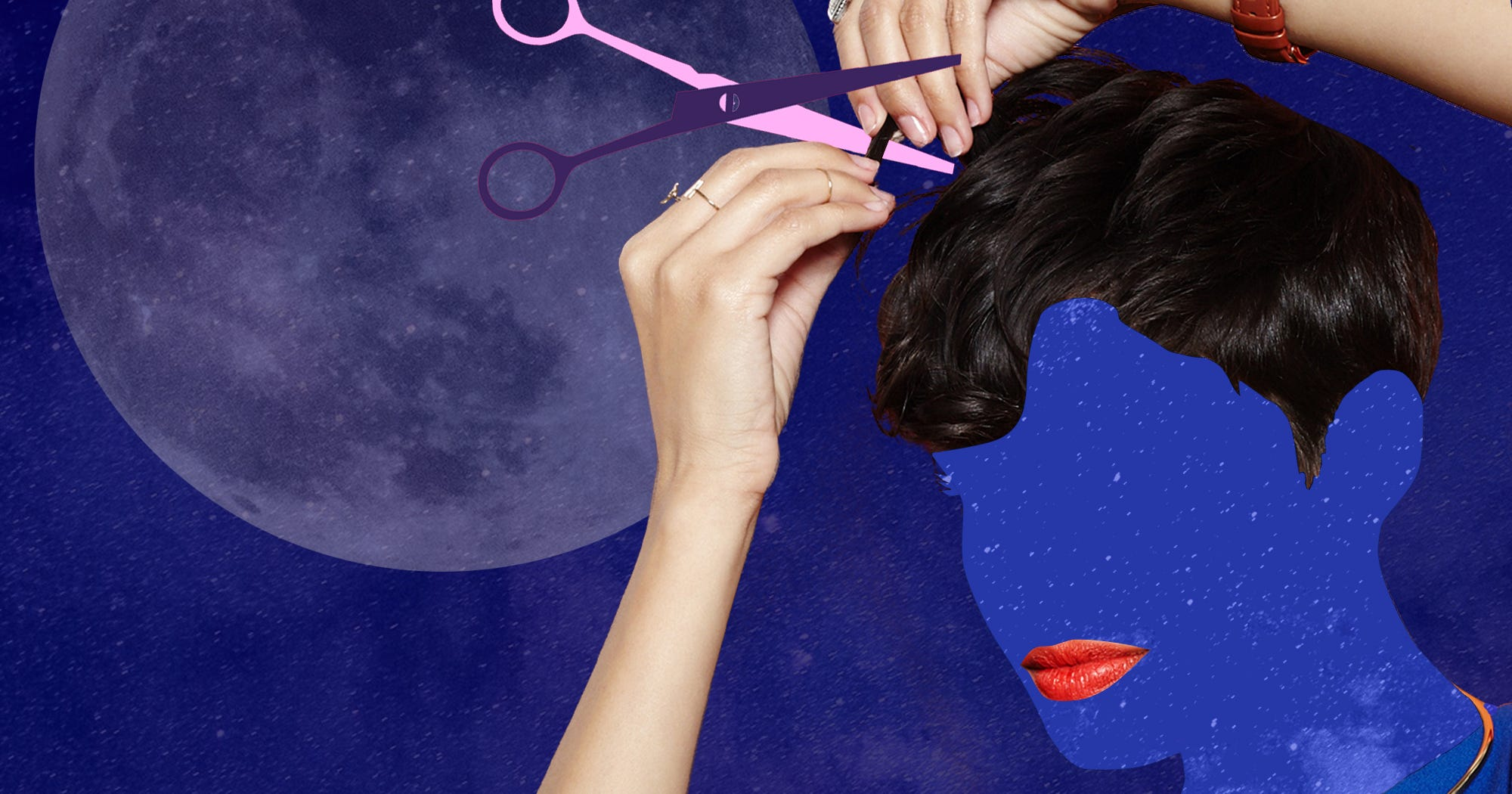 Haare Schneiden Nach Mondkalender