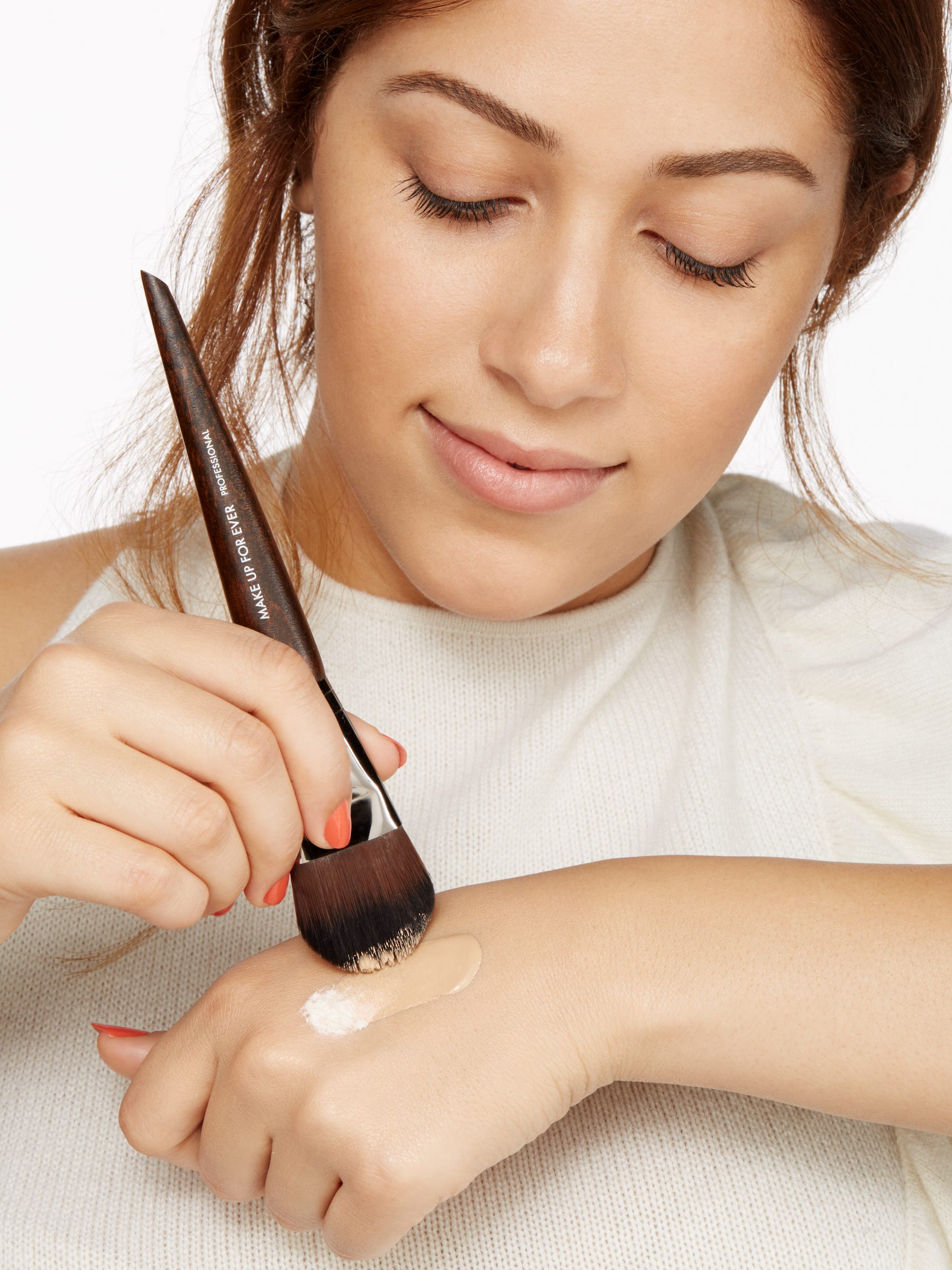 Make up for ever foundation tips baditri Image collections