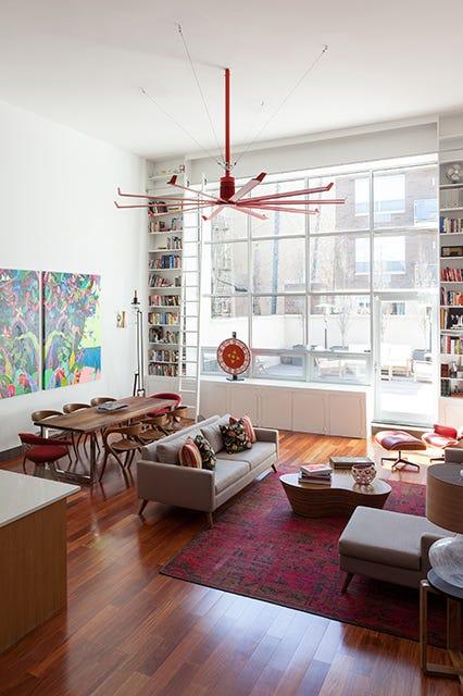 NYC Interior Designers Favorite Apartments