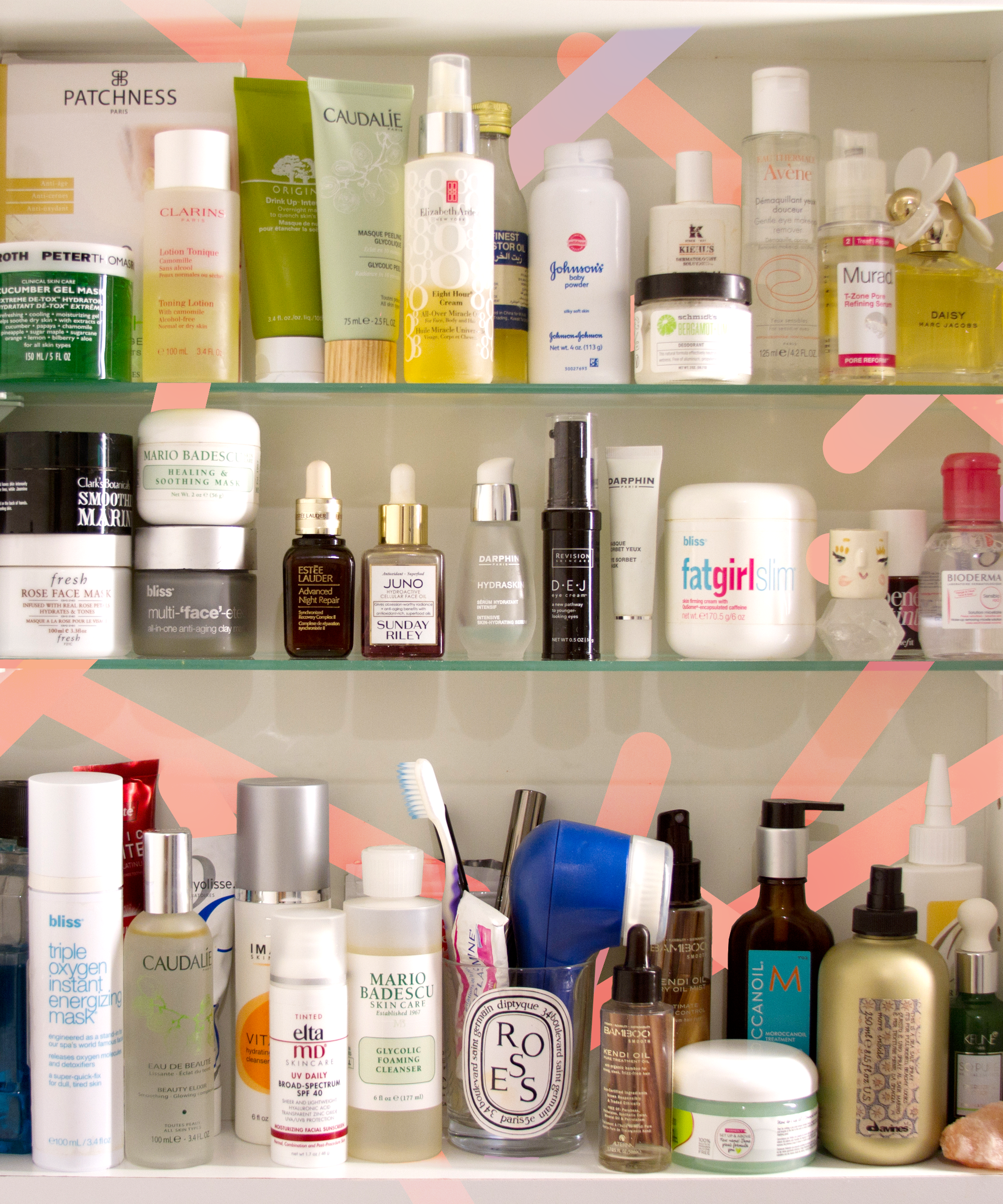 I Went From 40 Beauty Products To 11 — Here's What Happened