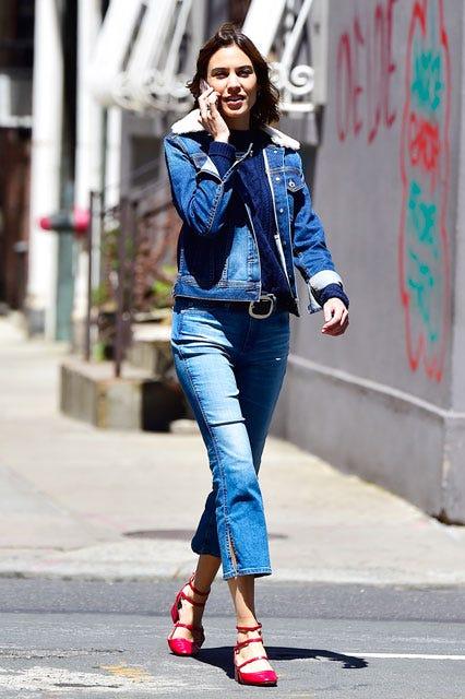 e679531e5c89f Alexa Chung Mary Jane Shoes Footwear Trend