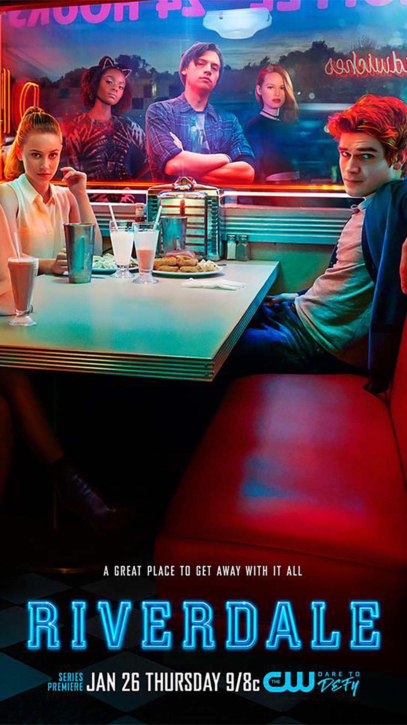 Riverdale Trailer Archie The Cw