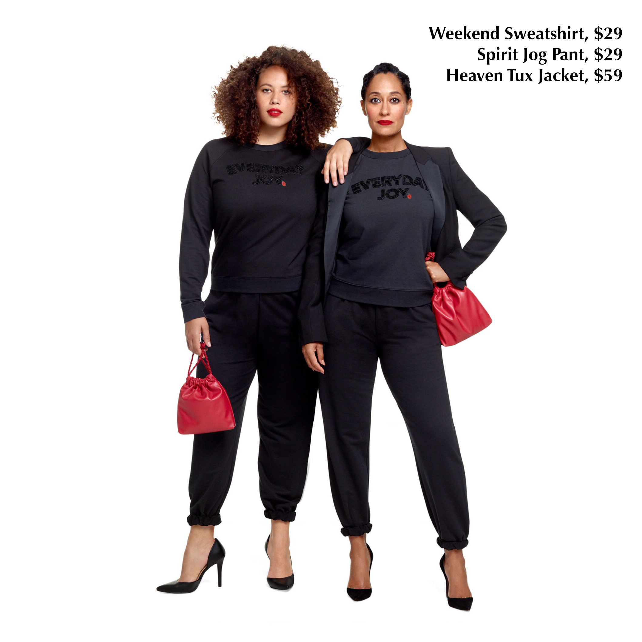 e089987d823 Tracee Ellis Ross JC Penney Holiday Collection