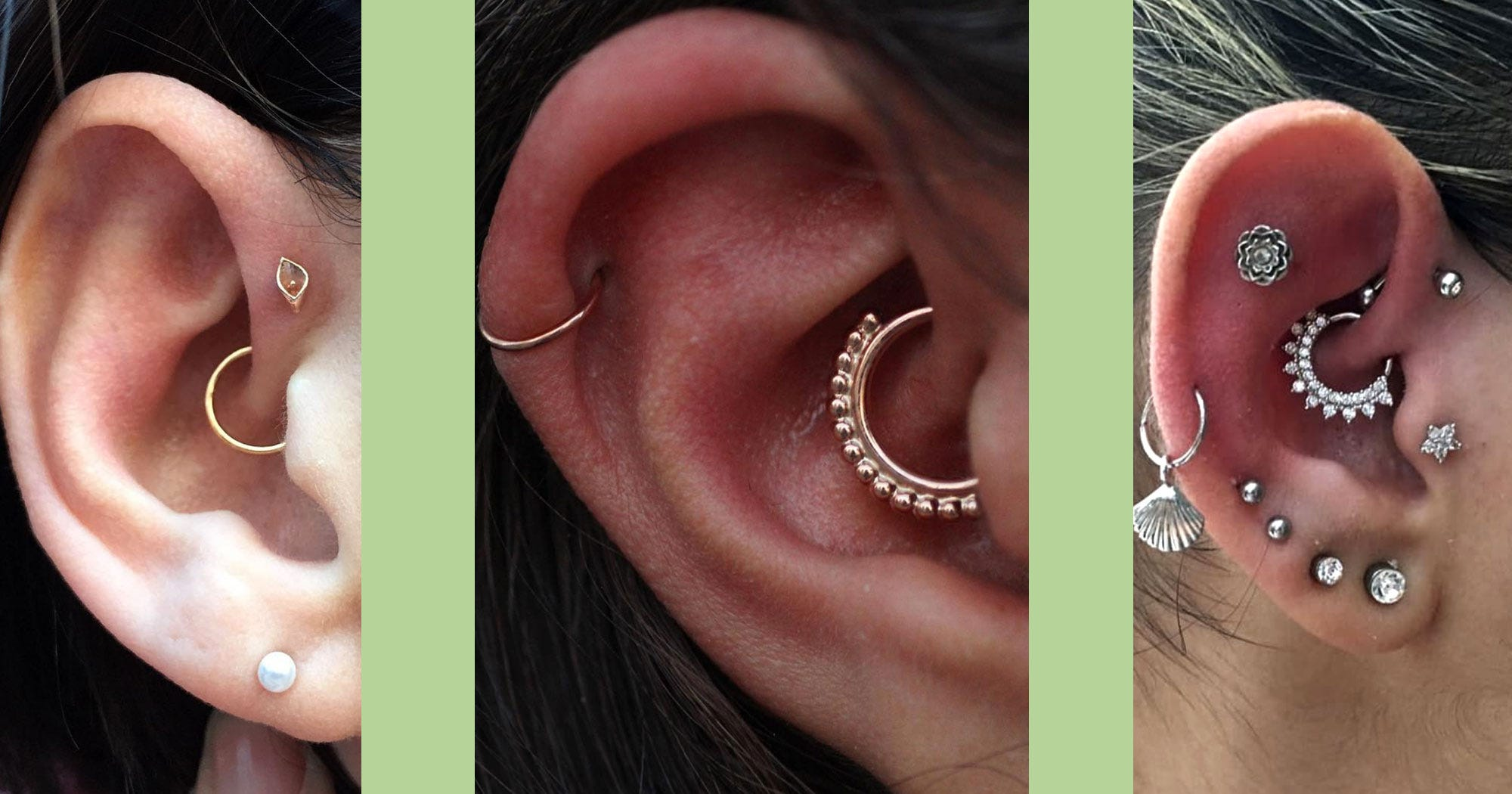 What Is A Daith Piercing Can It Stop Migraines