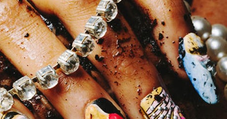 These Designs Give Nail Art A New Meaning