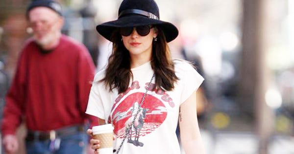 Dakota Johnson Proves It's Time To Ditch Your Skinny Jeans