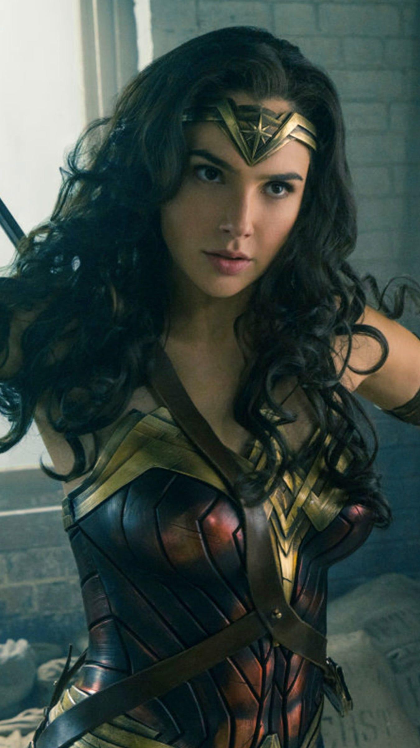 Wonder Woman Official Trailer 2017 Gal Gadot