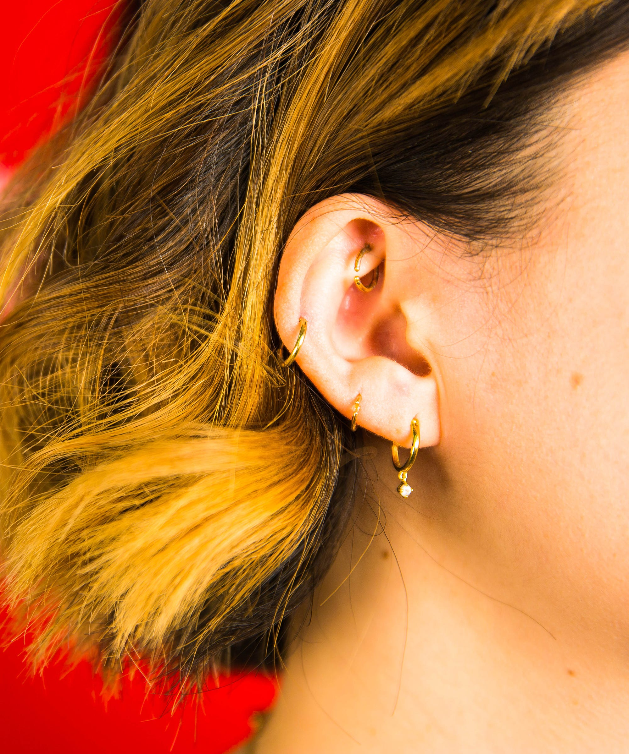 The La Ear Piercing Trends Editors Want For Fall 2018