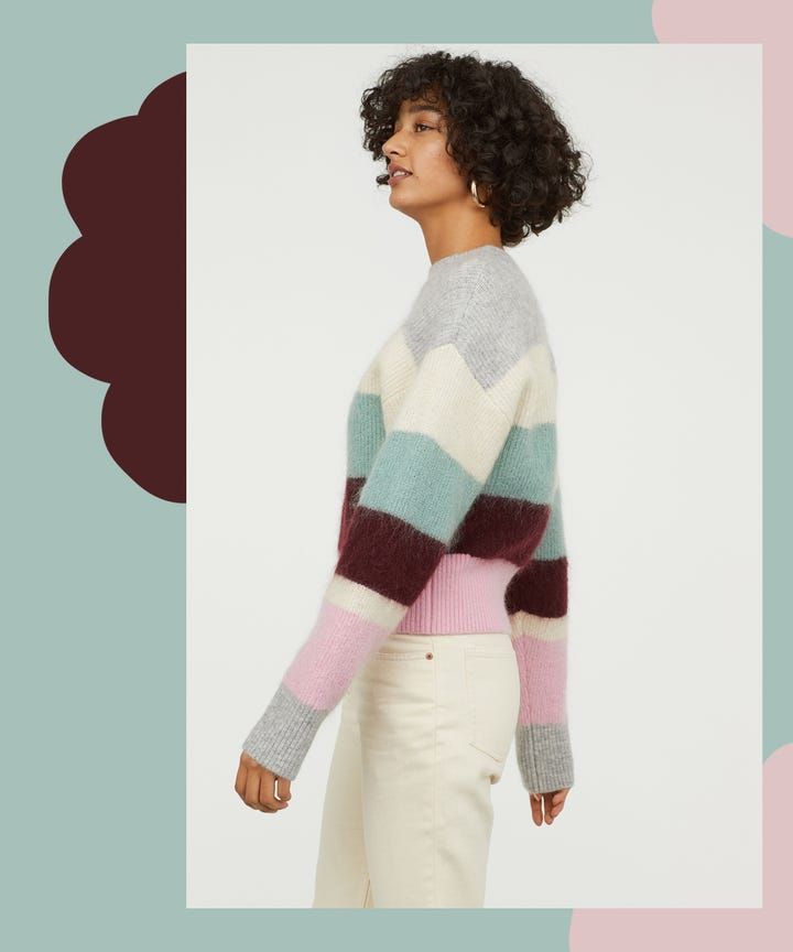 Cute Striped Sweaters And Knitwear For Fall 2018