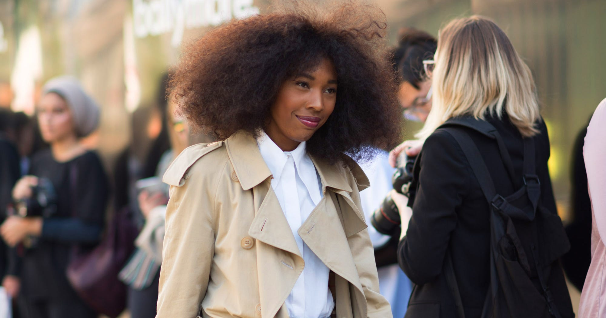 London Fashion Week Street Style Is Full Of Fall Outfit Ideas