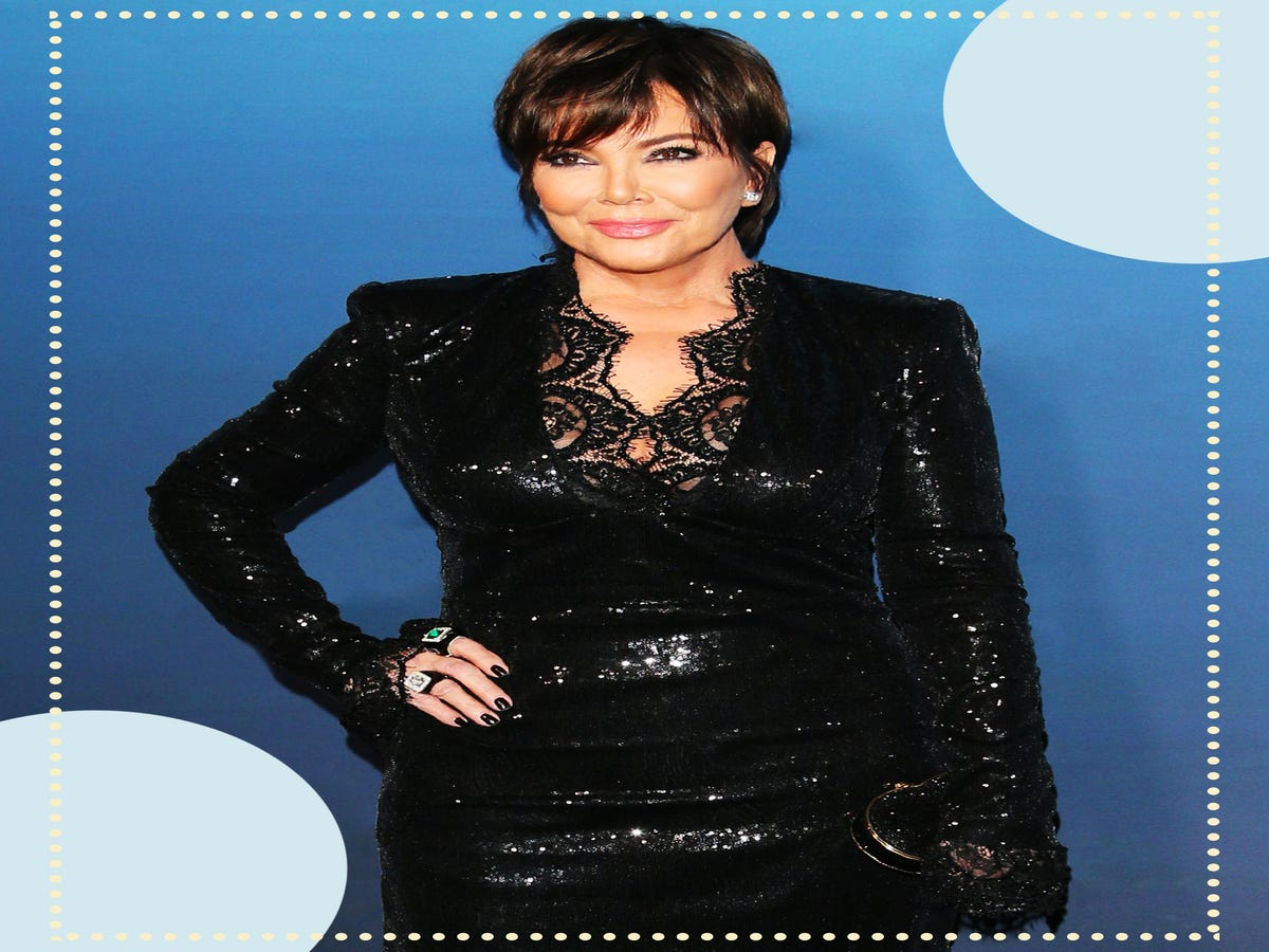 Kris Jenner Reflects On Her 40th Mother s Day — From Lip Kits To Late-Night Calls