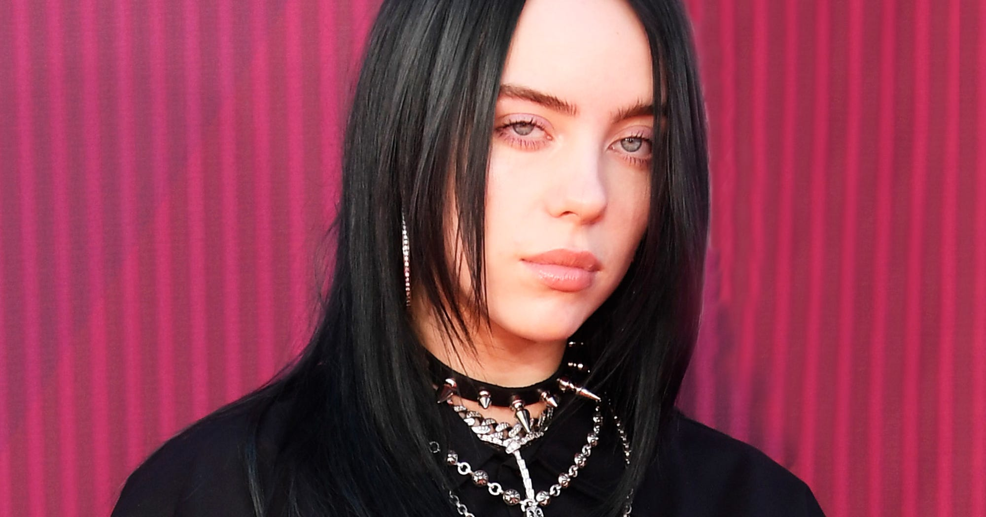 Billie Eilish Debuts New Neon Green Roots On Instagram