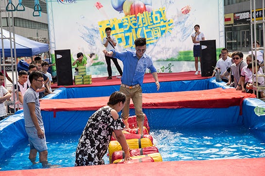 Matchmaking show in china