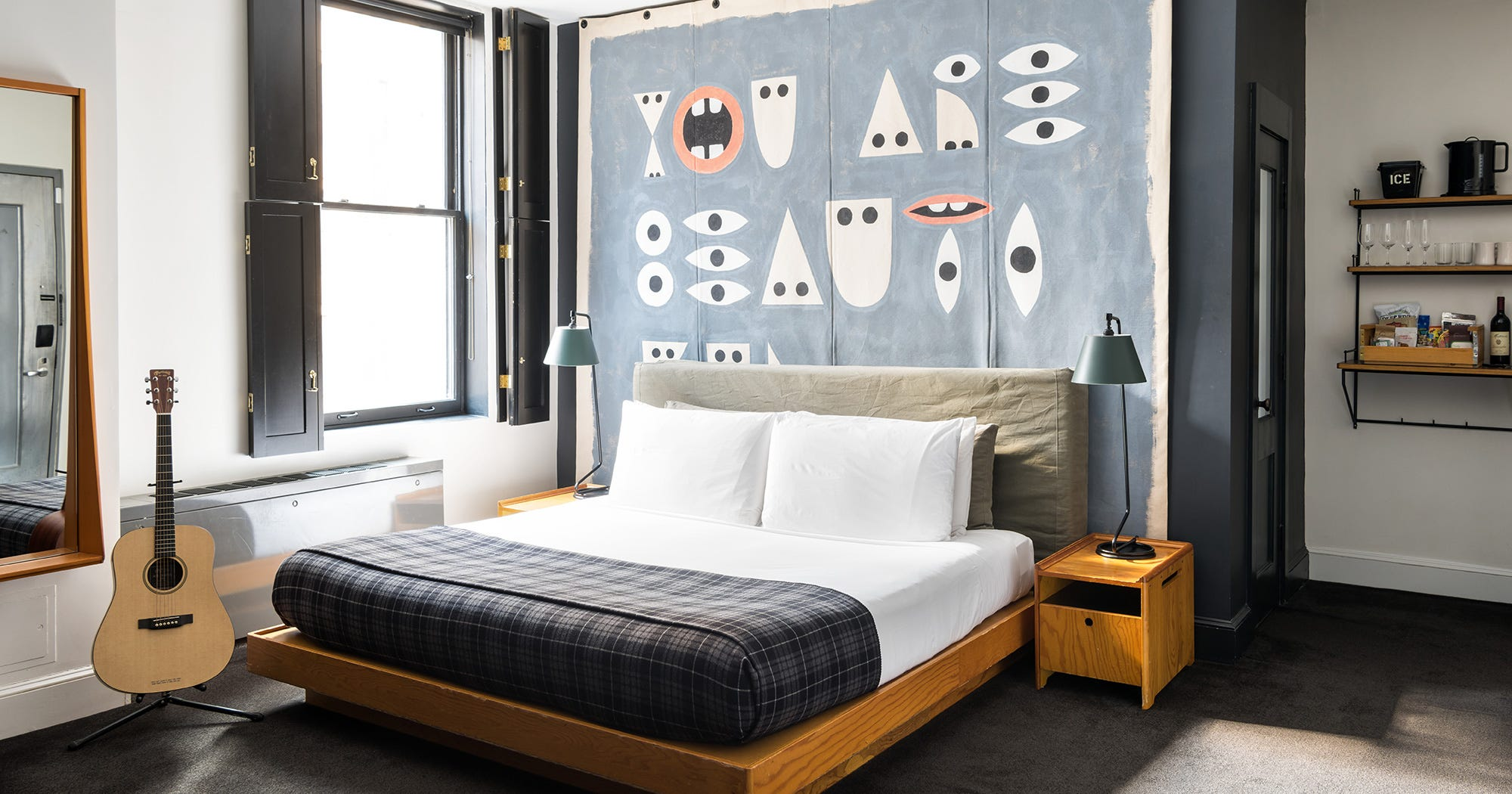 The Coolest NYC Hotels To Stay At In 2018 — For Under $300