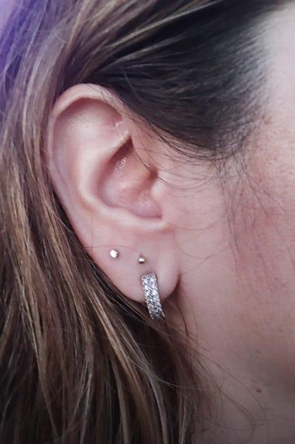 660df6e60 Ear Piercing Trend Constellations Pinterest Photos