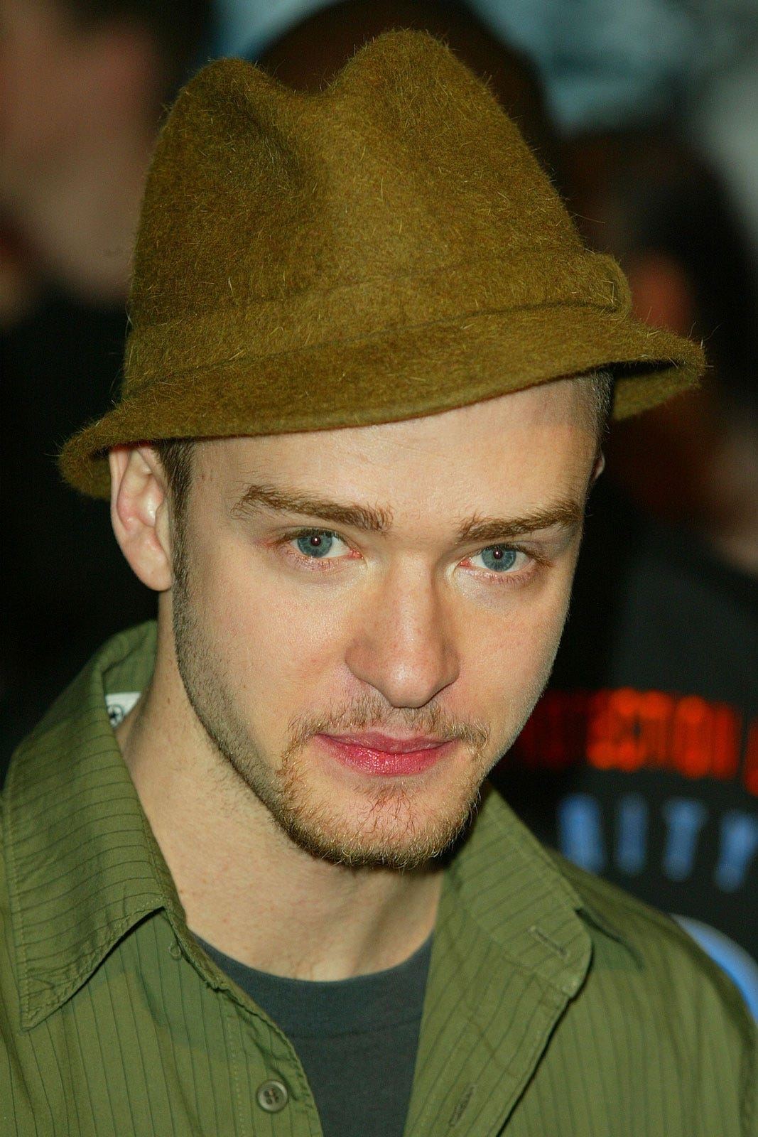 2ccfc1d7d69 Justin Timberlake Hair Style Transformation Throwback