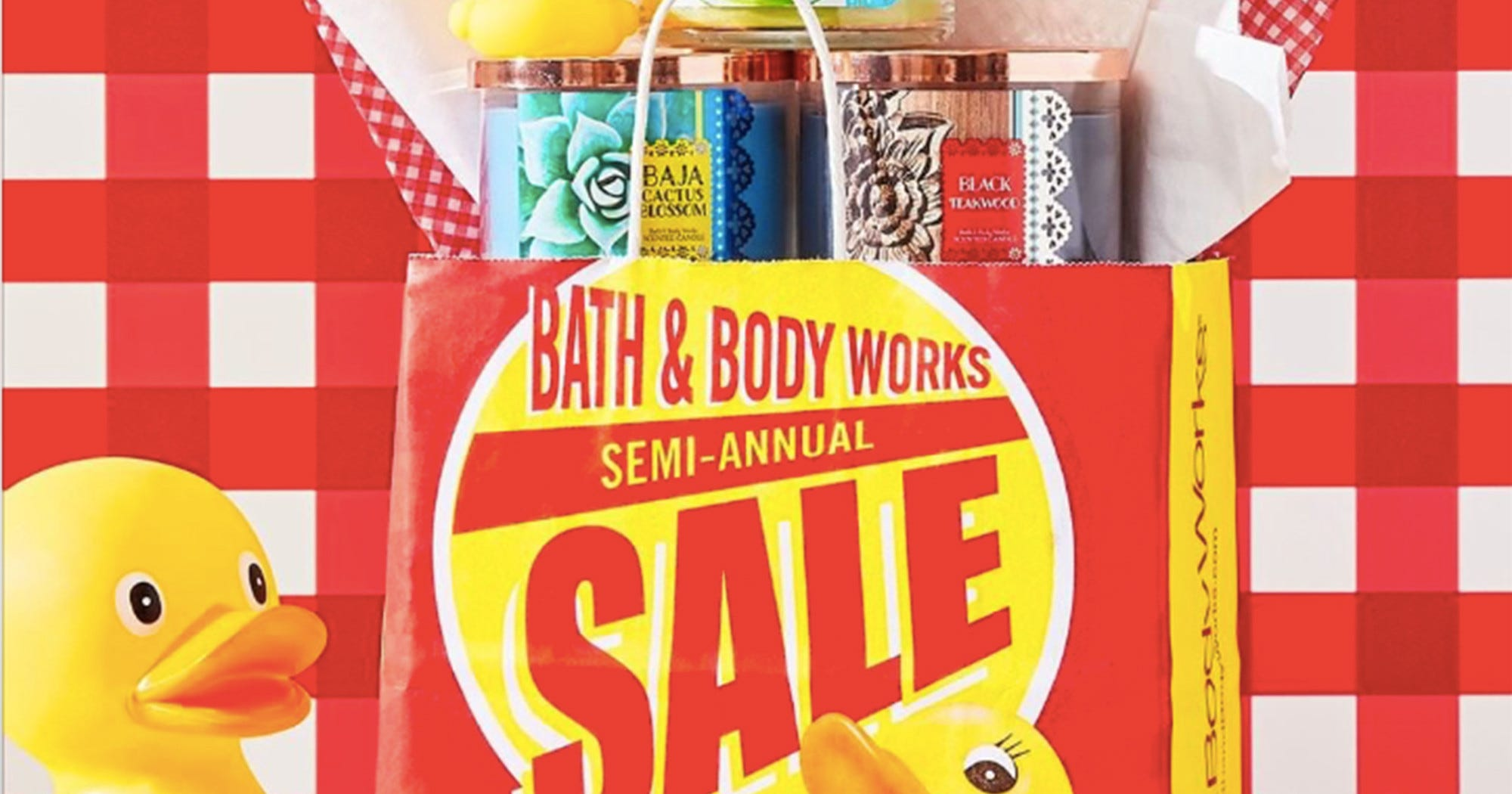 Bath & Body Works Just Dropped The Biggest Sale Of 2019
