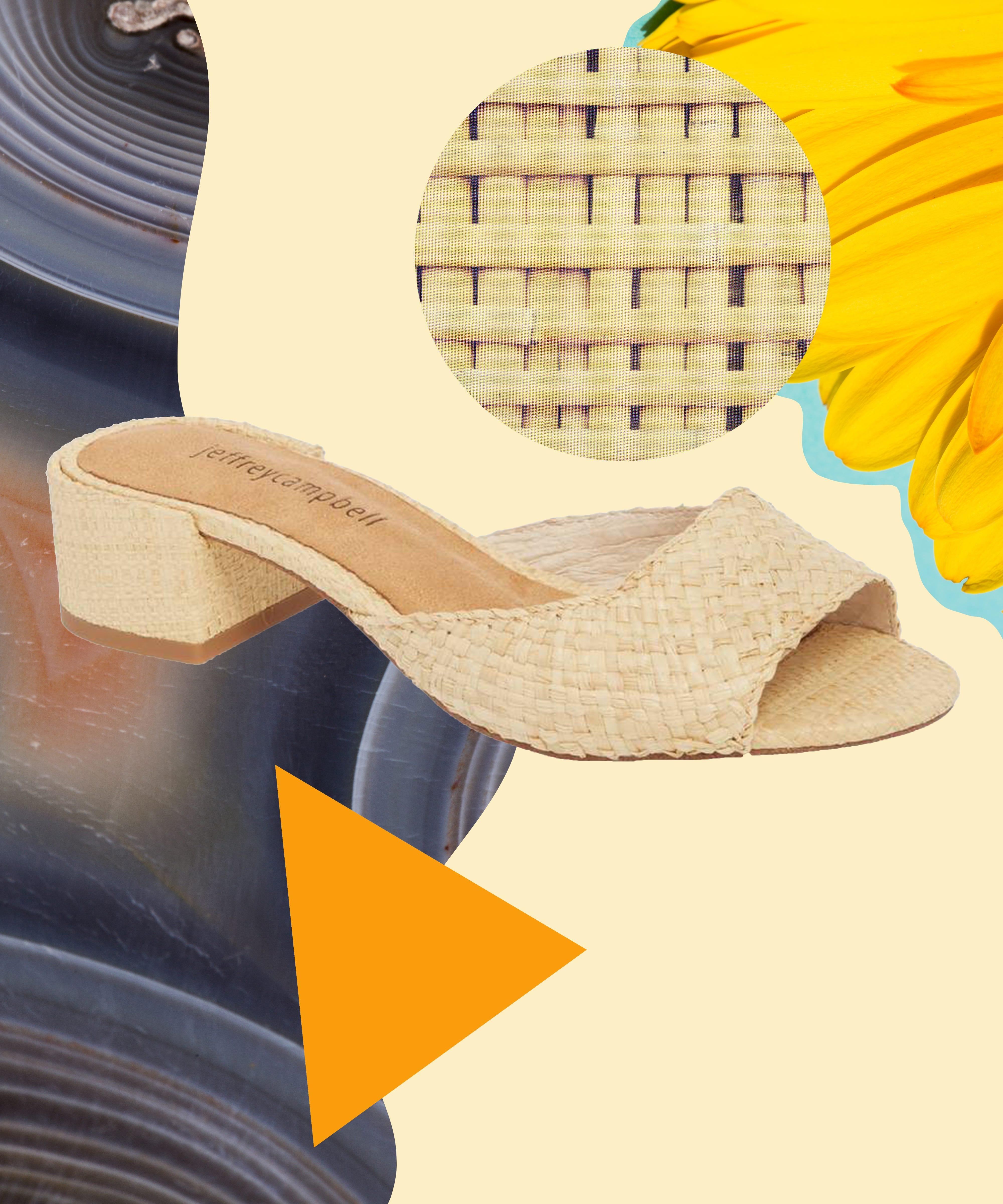 3c87487e186 Cute Woven Shoes For Women - Raffia Flats And Heels