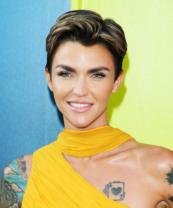 Ruby Rose Cast As Lesbian Batwoman In New Series