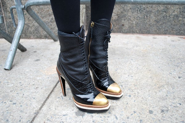 338f82f52d8a Shoe Stalking Part II! More Footwear Goodness From Fashion Week