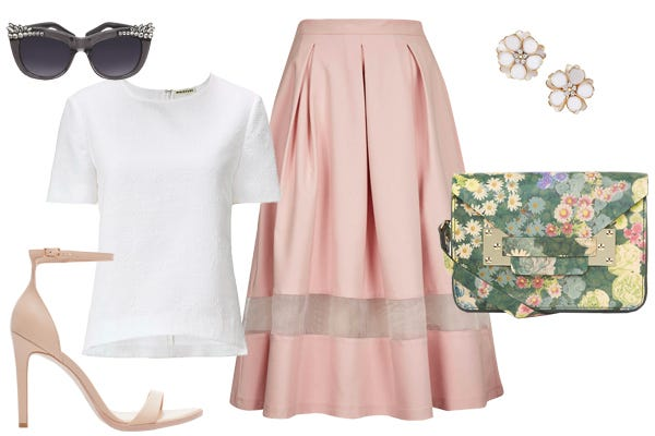 What To Wear To A Wedding Guest Dresses And Outfits - Pastel Dresses For Wedding Guests