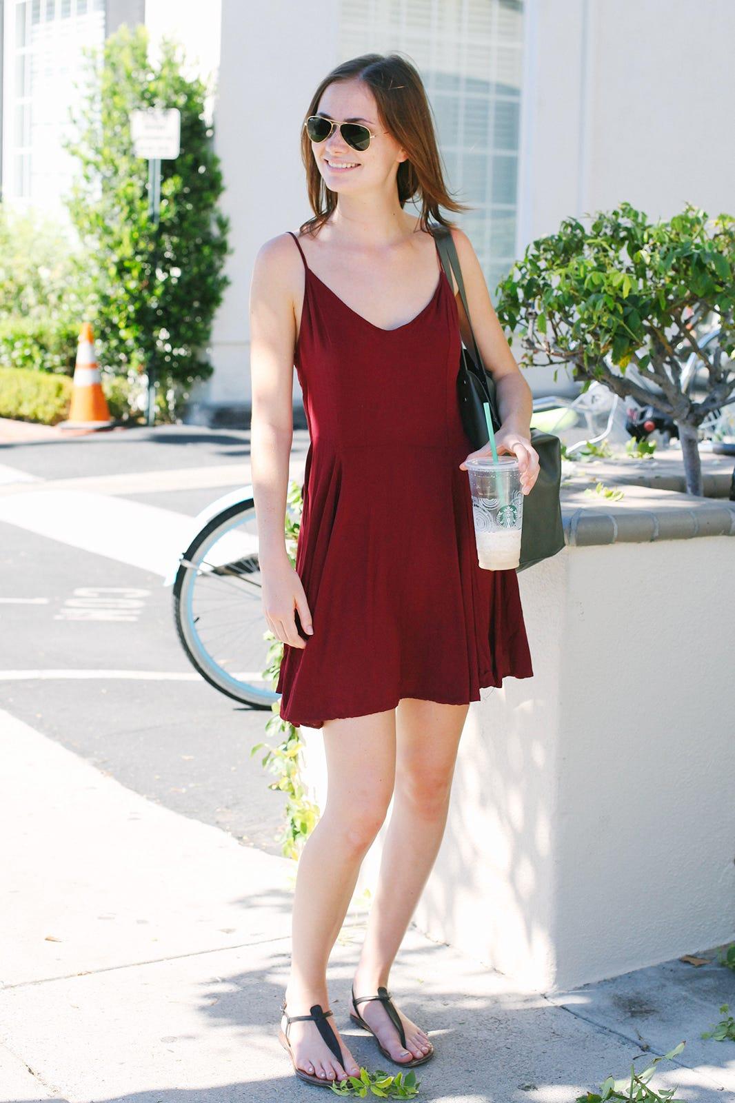 Street Style - College, Los Angeles, USC, UCLA, Fashion