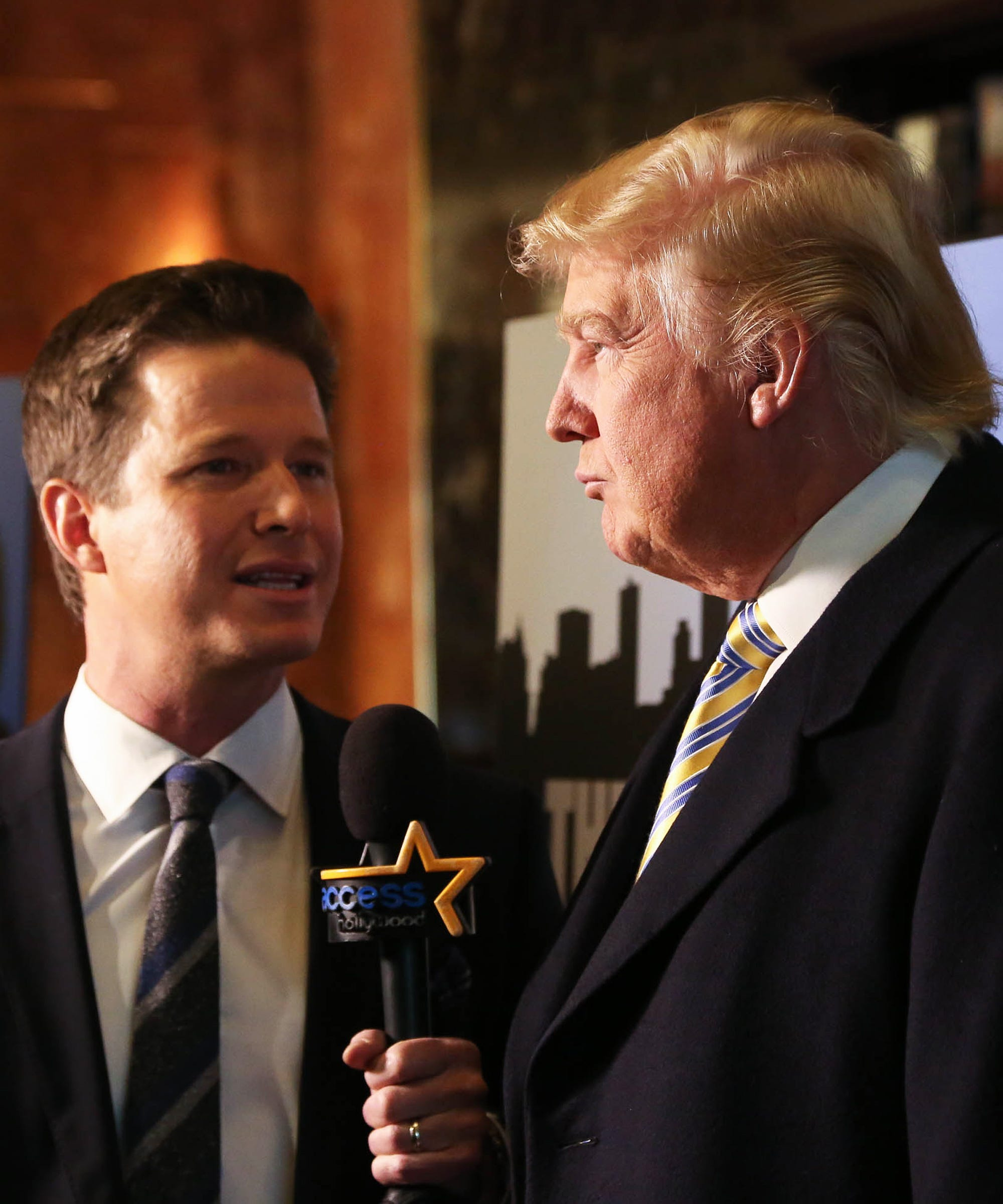 Billy Bush Isn't Here For Trump's Access Hollywood Denial, But He Shouldn't Be Let Off The Hook Either
