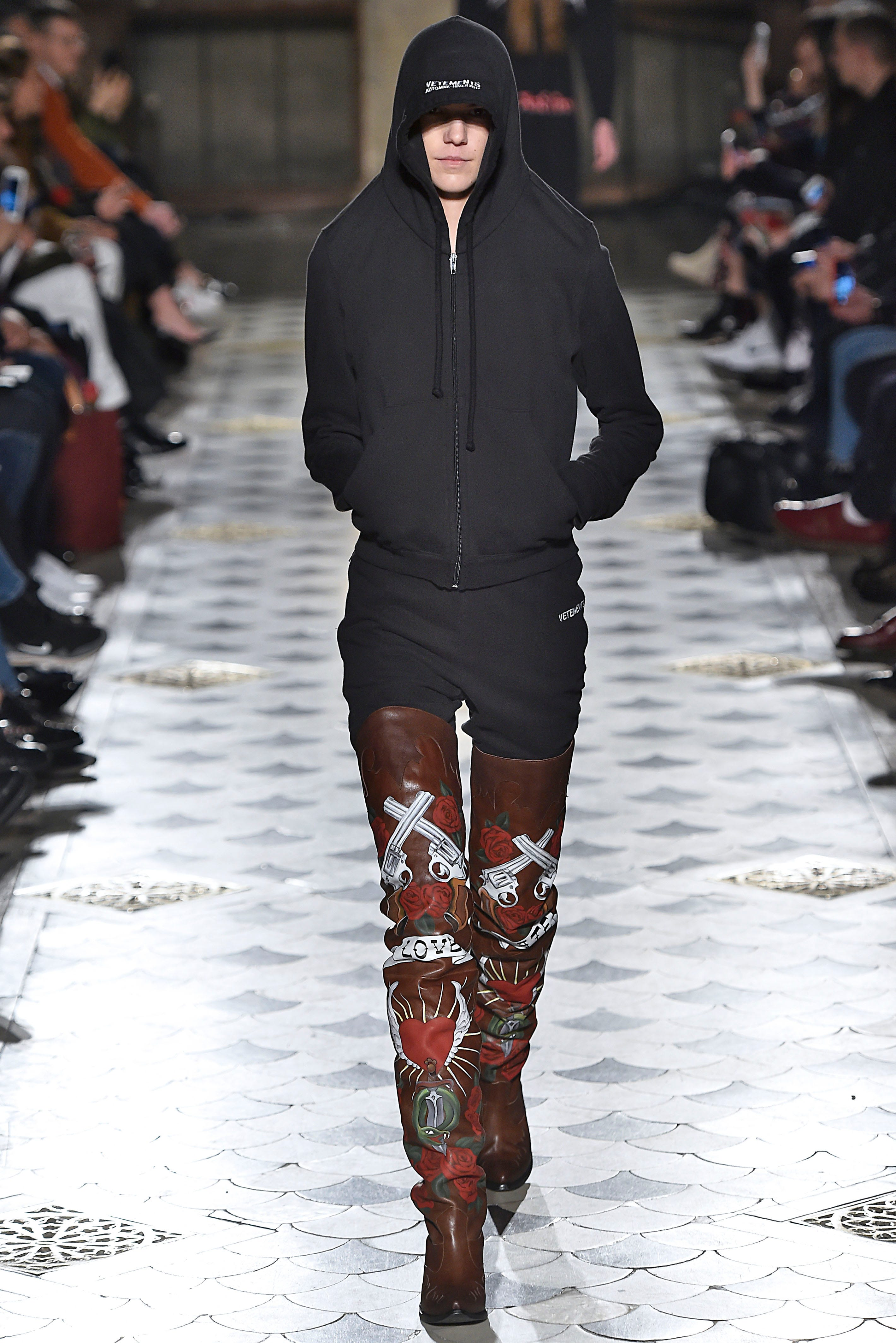 608faf1455ca These References In The Vetements Show Look Eerily Familiar