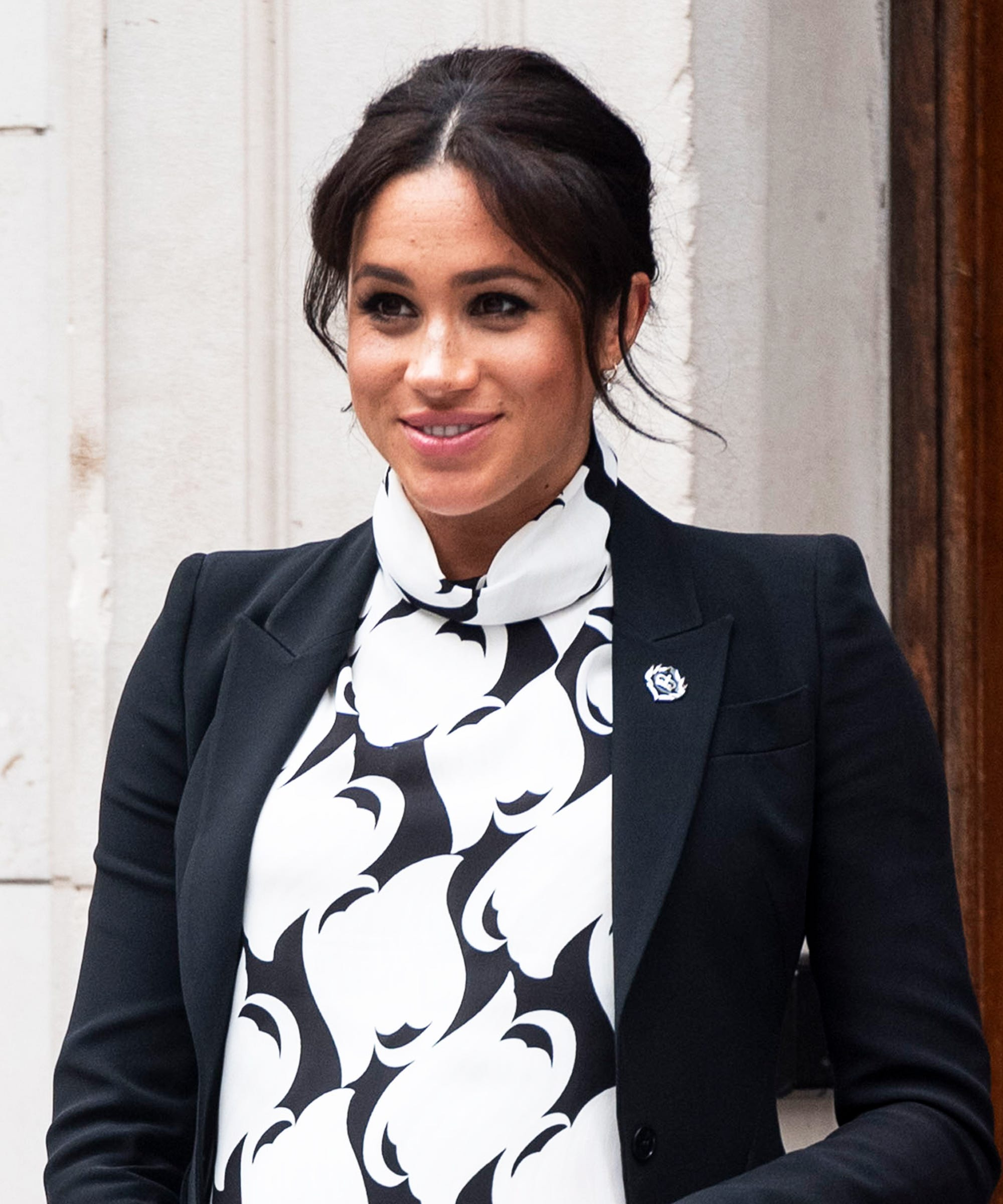 """Donald Trump Isn't Done Calling Women """"Nasty"""" — & Meghan Markle Is His Latest Target"""