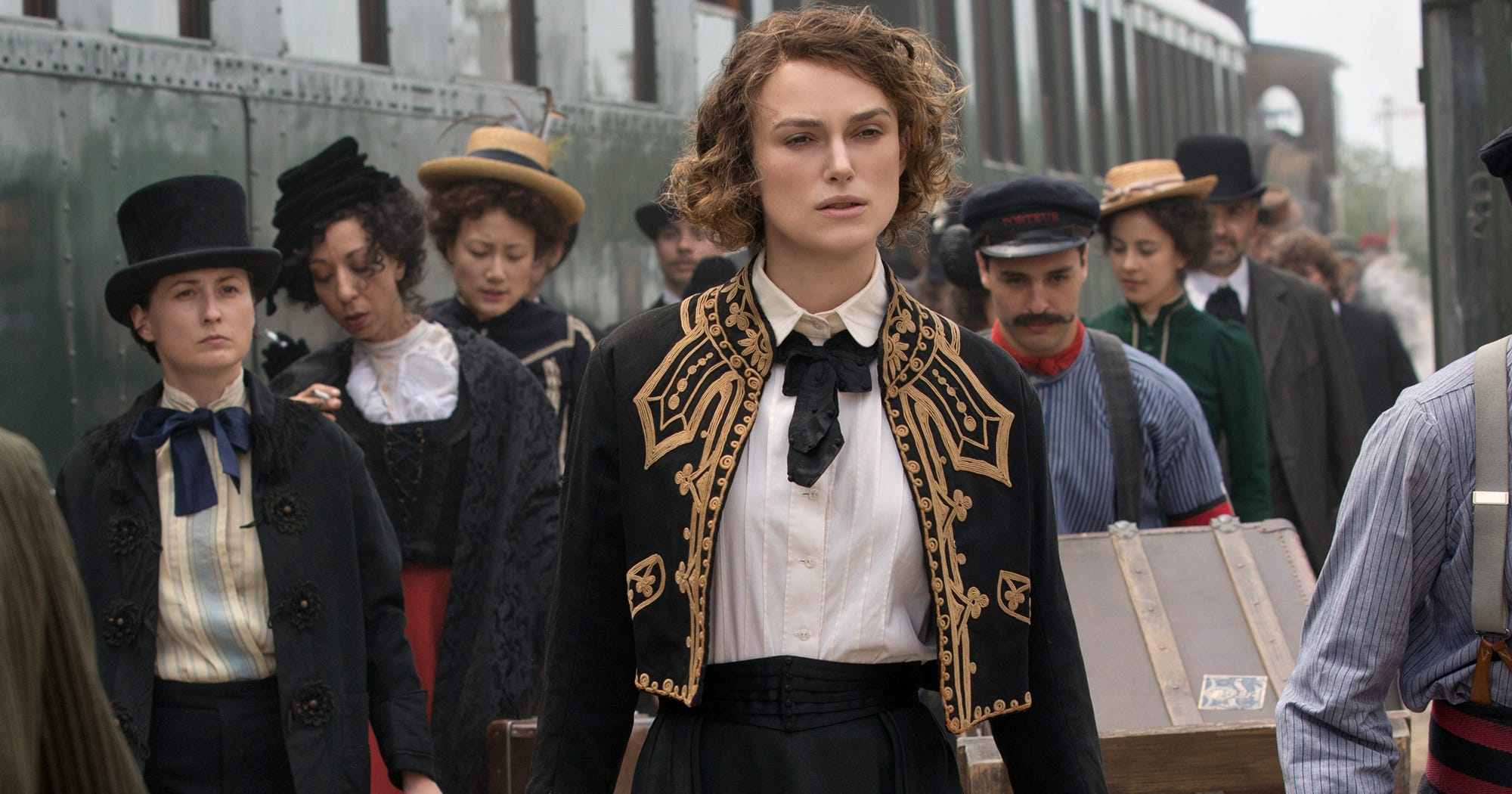 b54915c276 Keira Knightley Movie Colette Is Empowering Woman Story