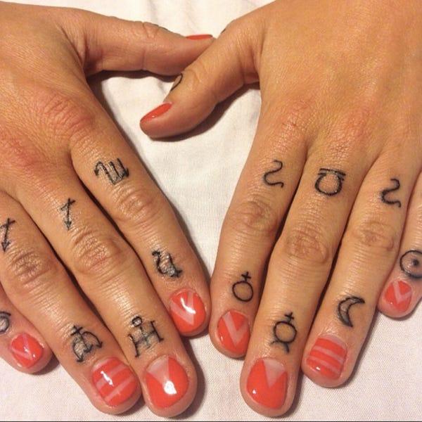 Negative Space Nails Alicia Torello Interview