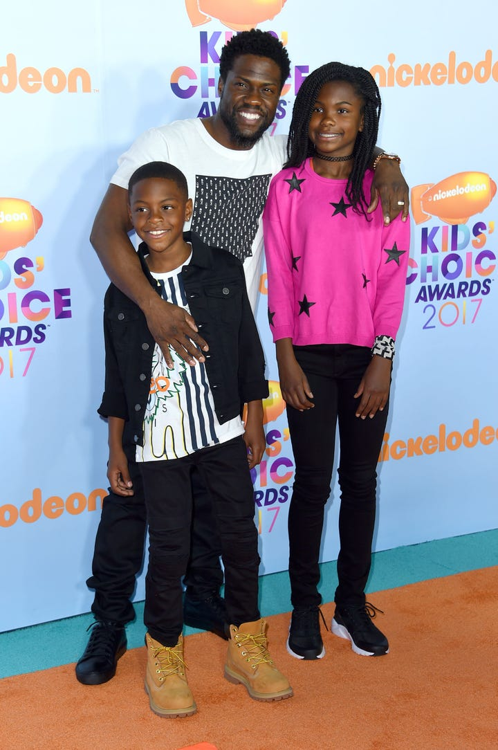 kevin hart freaks out about his daughters crushes