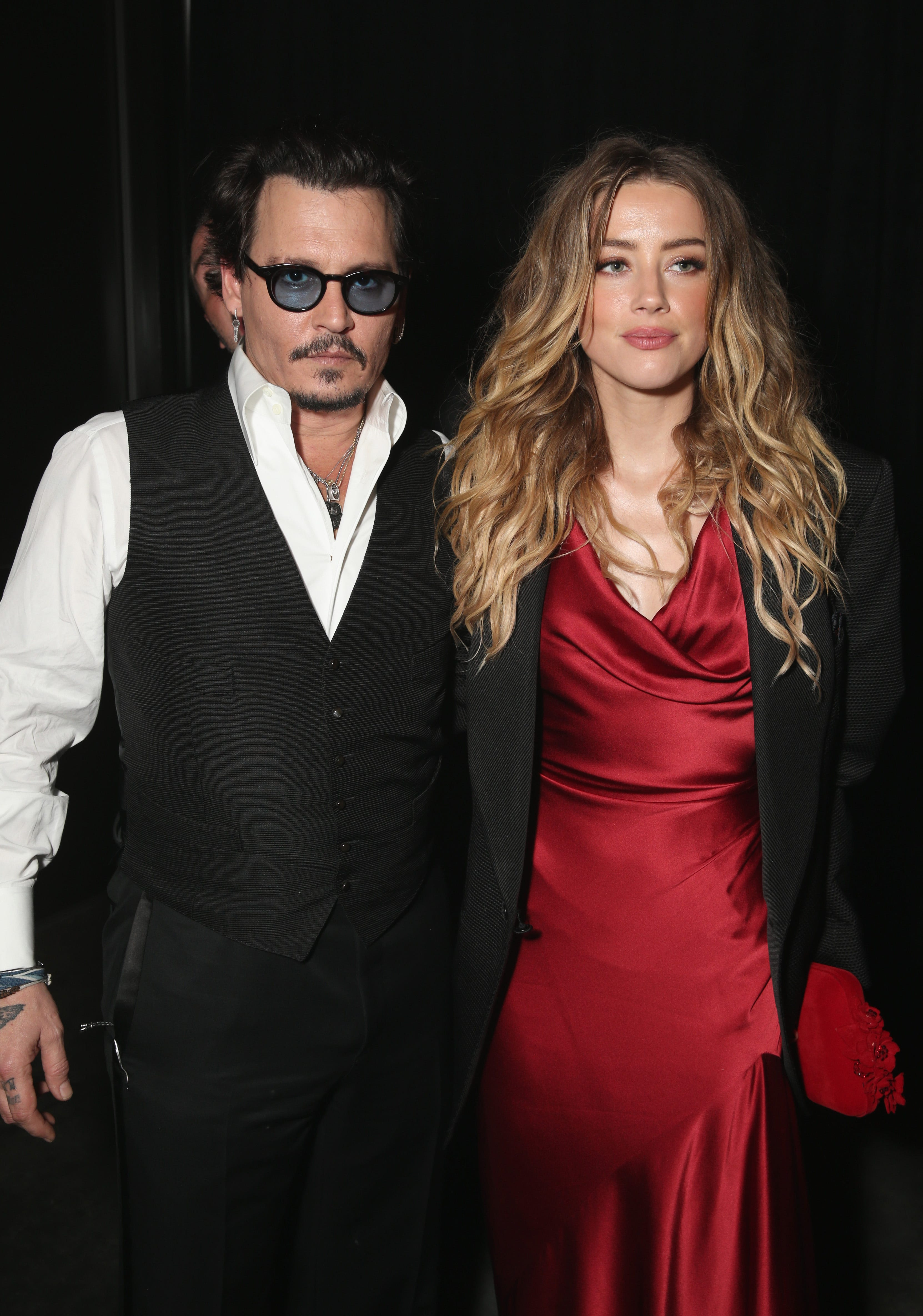 Johnny Depp Reportedly Tried To Get Amber Heard Fired From Aquaman