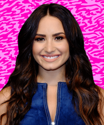 Demi Lovato Is Probably Not Sorry She Teased A New Song The Same Day As Selena Gomez
