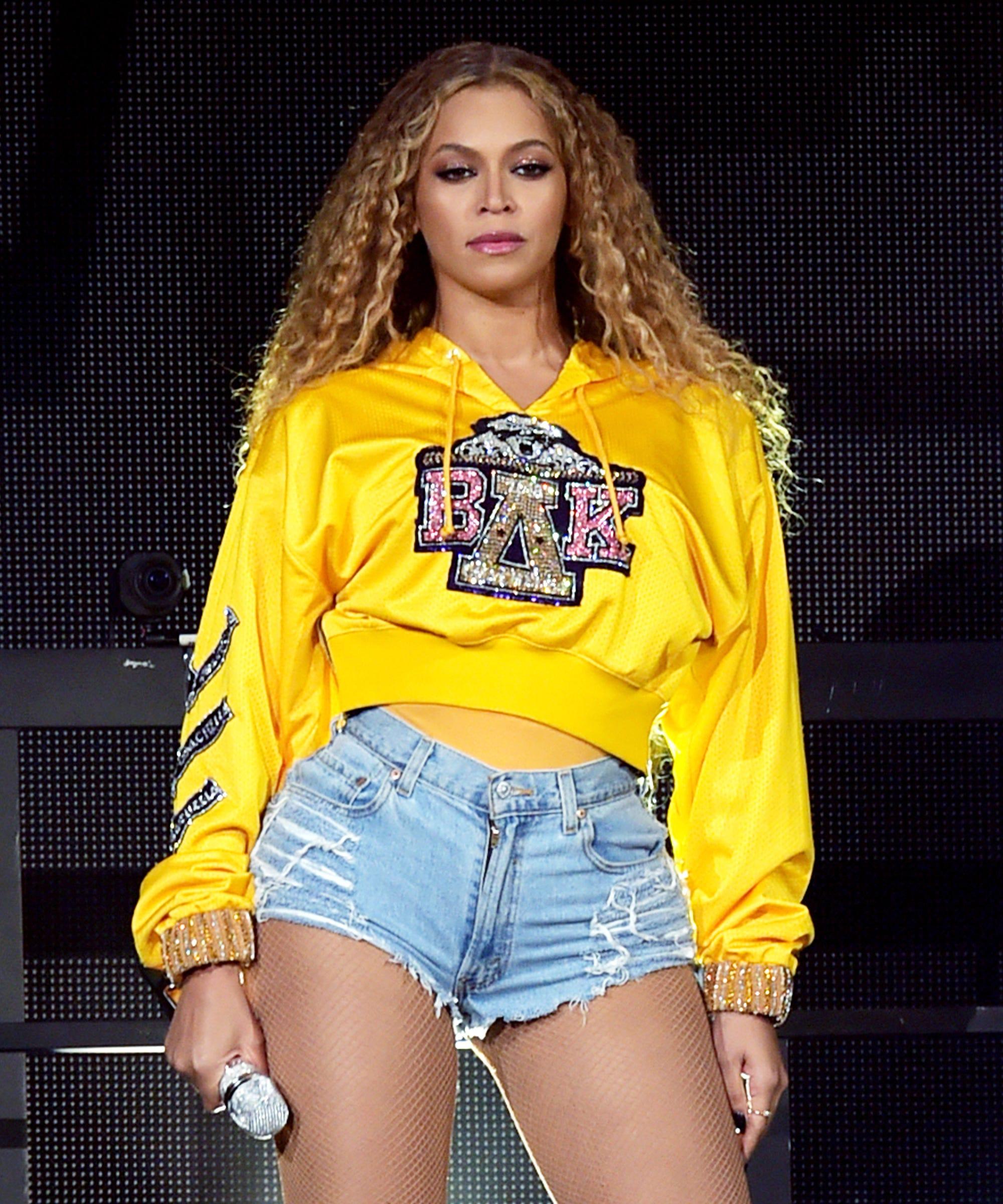 Shop All Of Beyonce S Coachella Homecoming Merch
