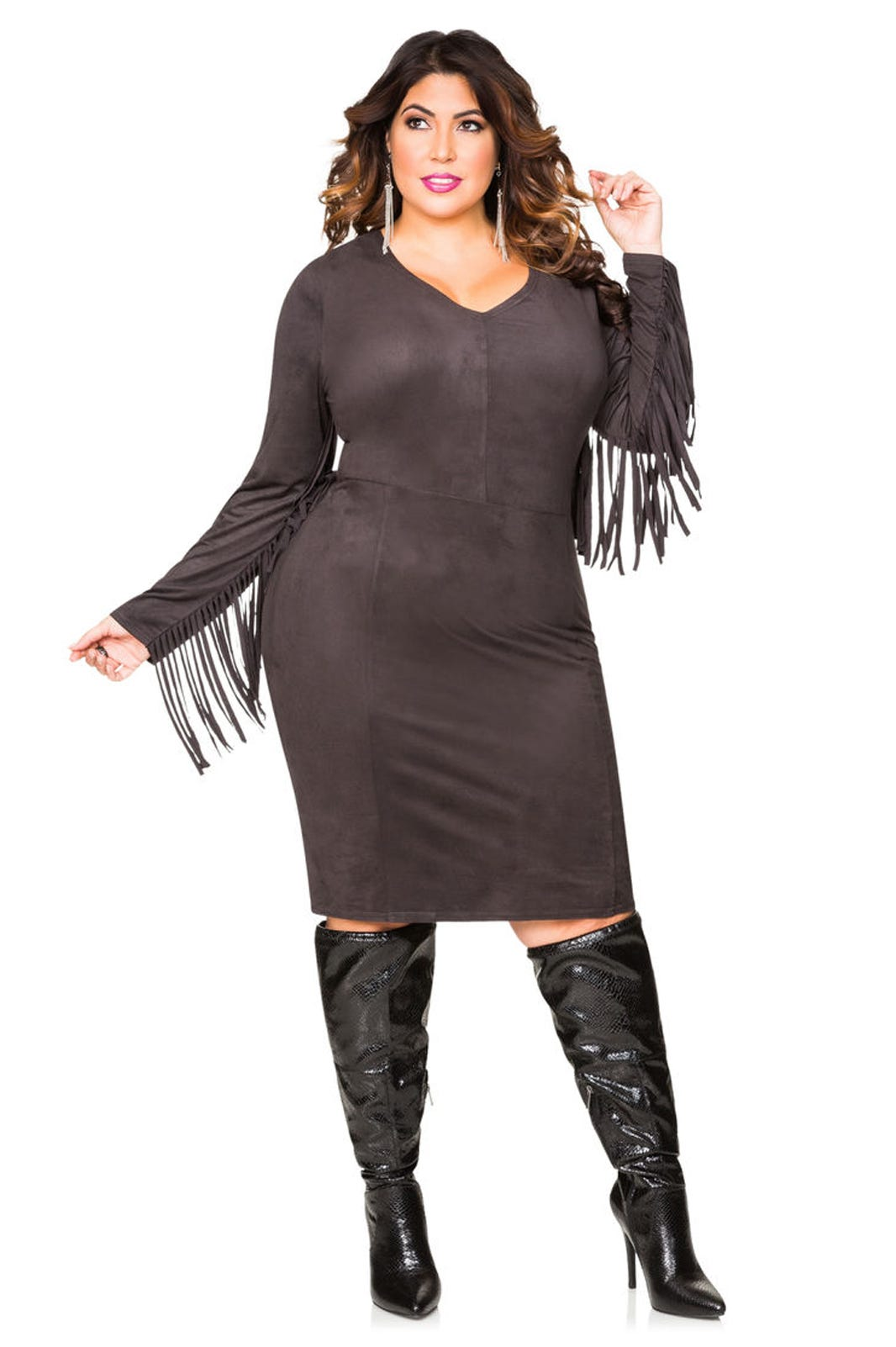 bd36cbad4c6 How To Dress Your Curvy Figure This Autumn 2015