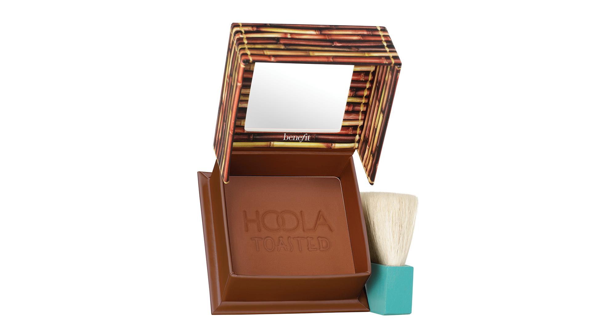 We Tried The New Darker Shades Of Benefit's Hoola Bronzer — & They're Legit