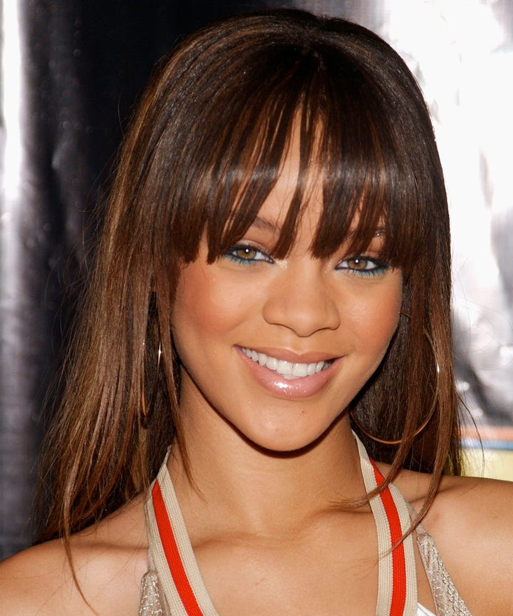 Rihanna Birthday Best Hairstyles Over The Years