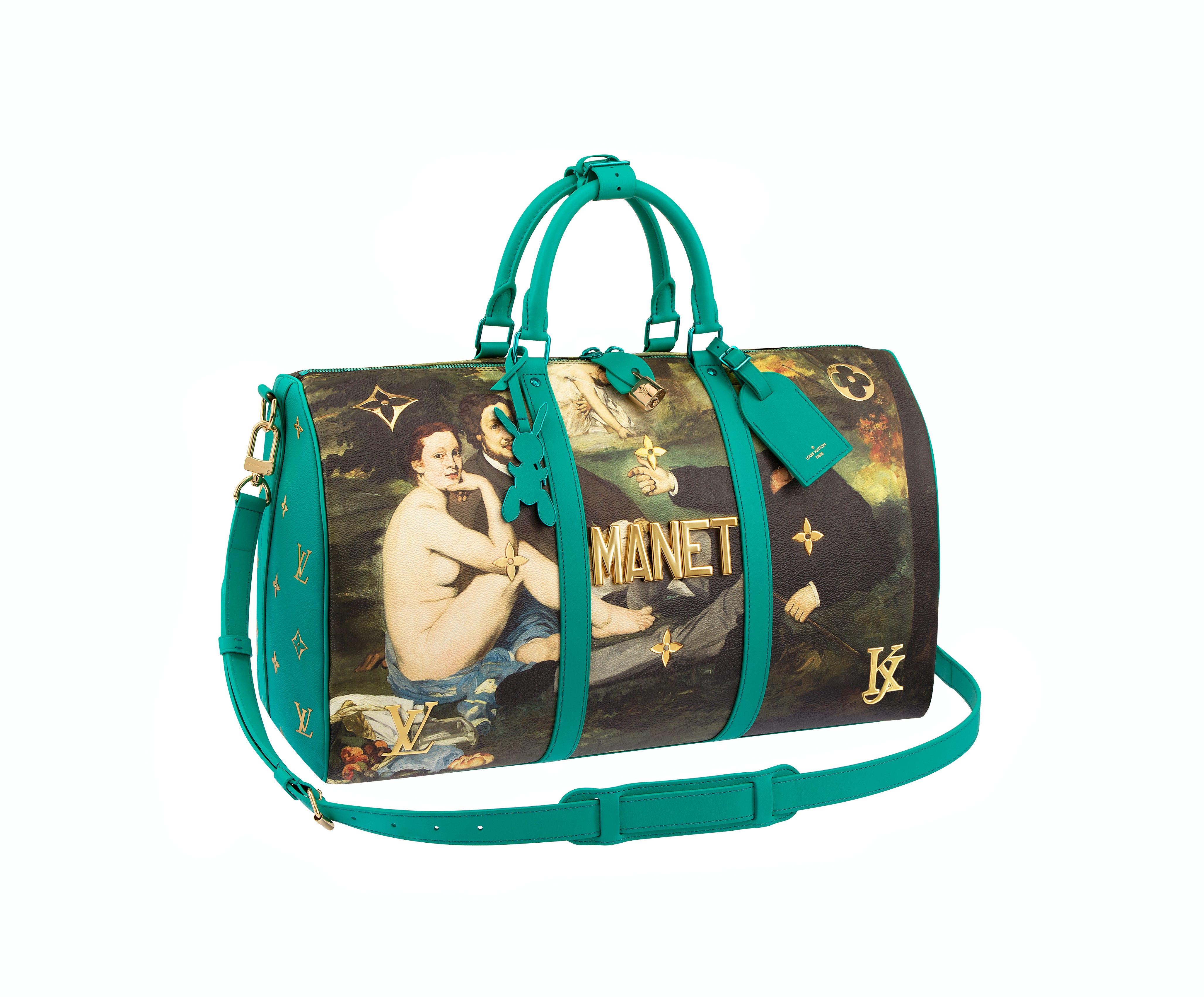 e7563745fb Louis Vuitton Jeff Koons Collaboration Handbags