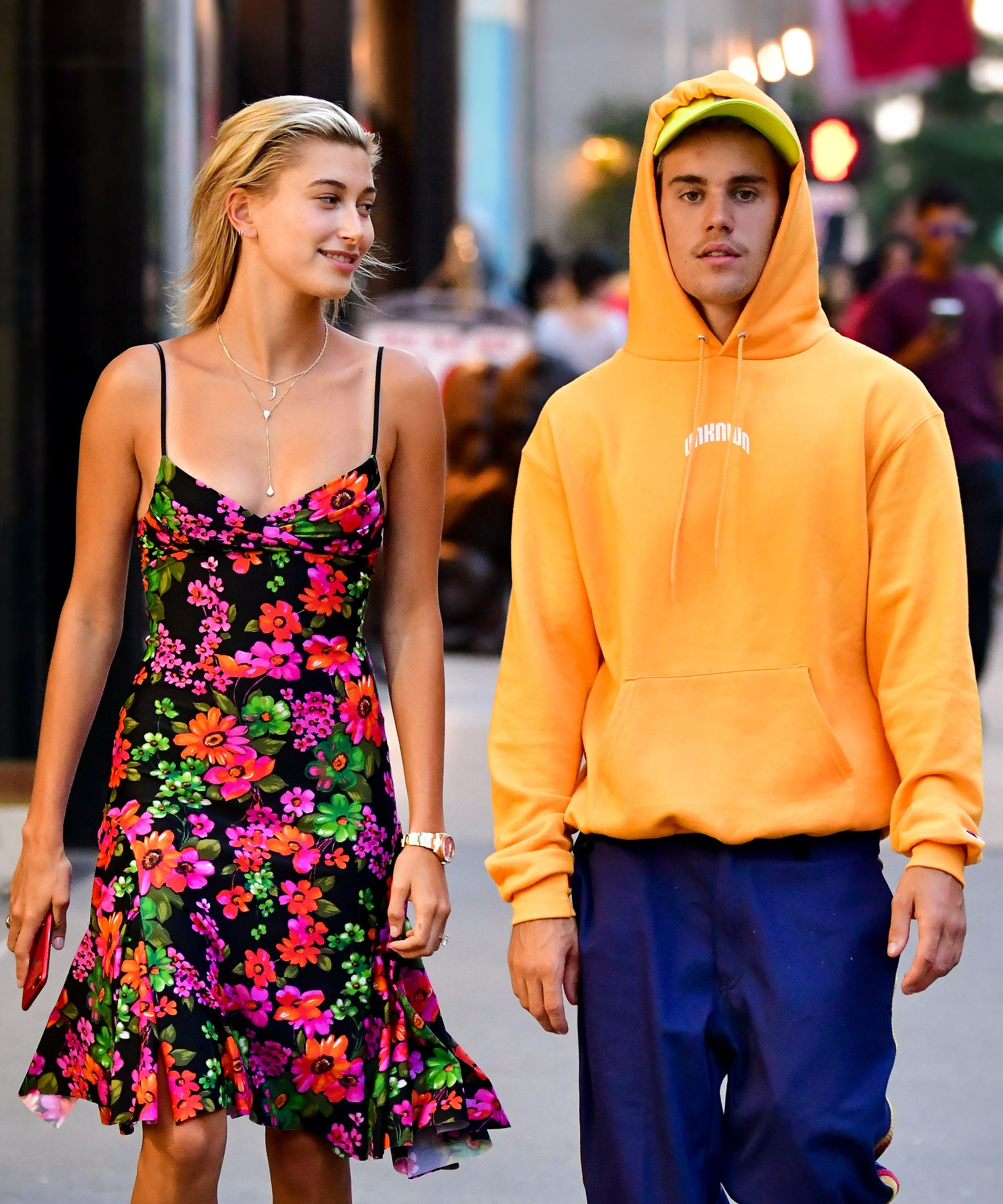 Justin Bieber Wants The World To Know How Thirsty He Is For Hailey Bieber