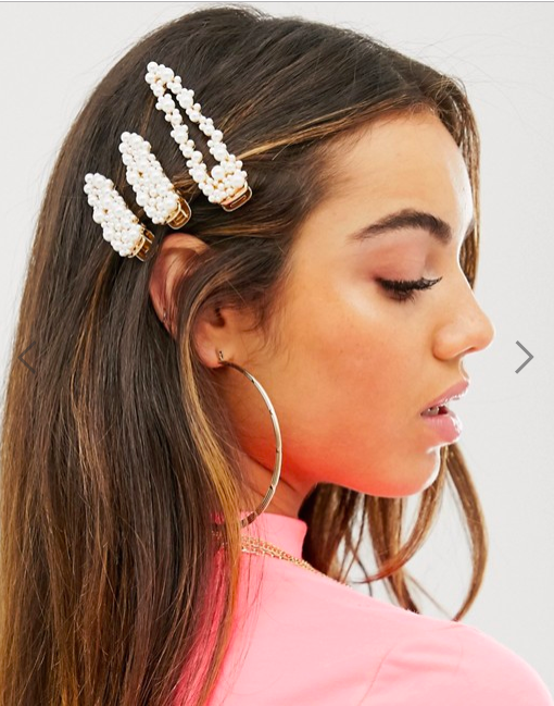 de41f0f63 Best Hair Clip Accessories For Summer On ASOS Under £10