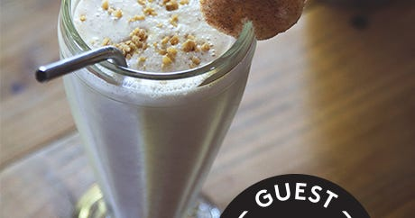 A Boozy Snickerdoodle Shake Weekends Were Made For