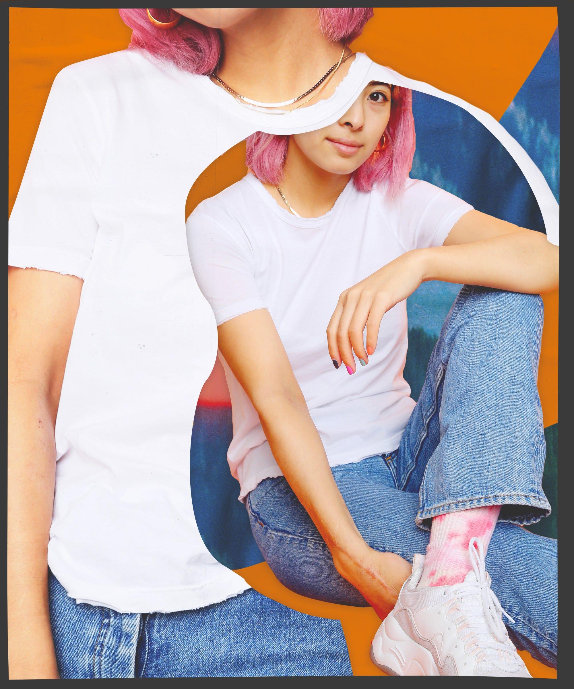 0803ebc0b3a Best Quality Womens White T-Shirts 2019 Brand Reviews