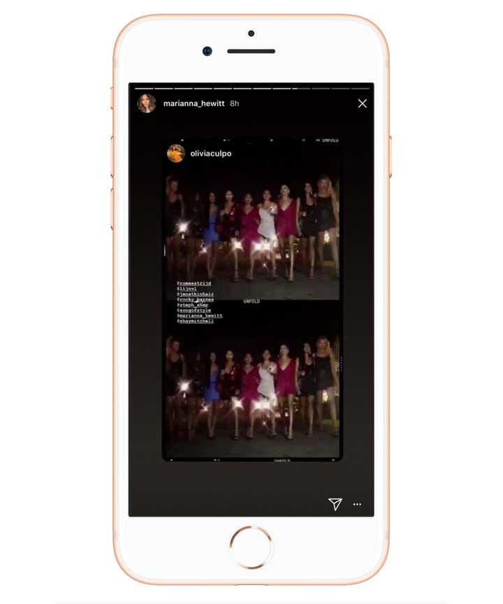 The Unfold App Brings Perfection To Instagram Stories