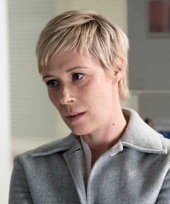 Liza Weil Two Characters Scandal Crossover HTGAWM