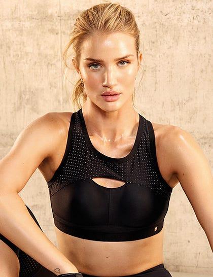 0fc5811660fc4 Victoria Secret Model Activewear Workout Clothing Line