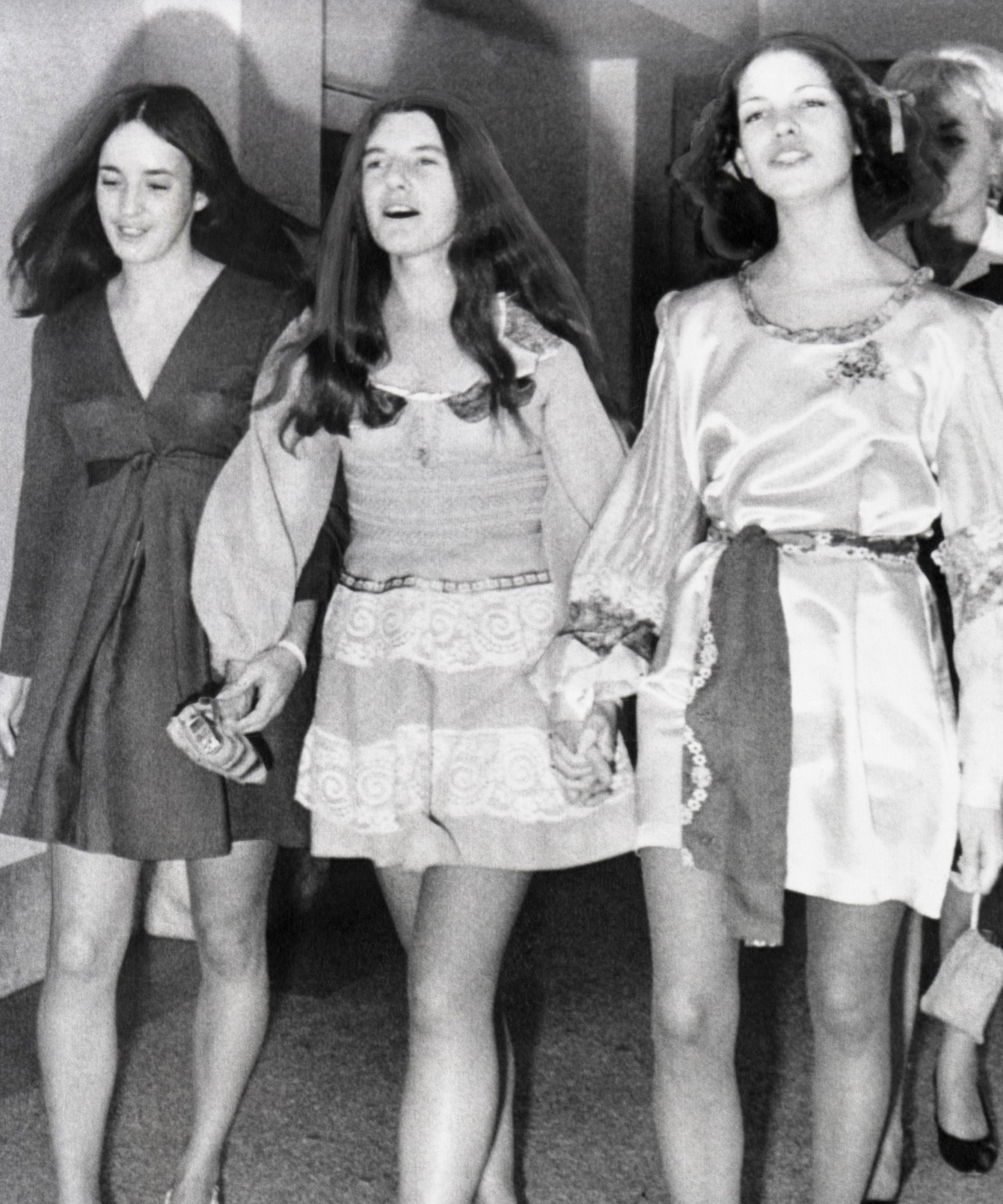 What We Know About The Manson Girls