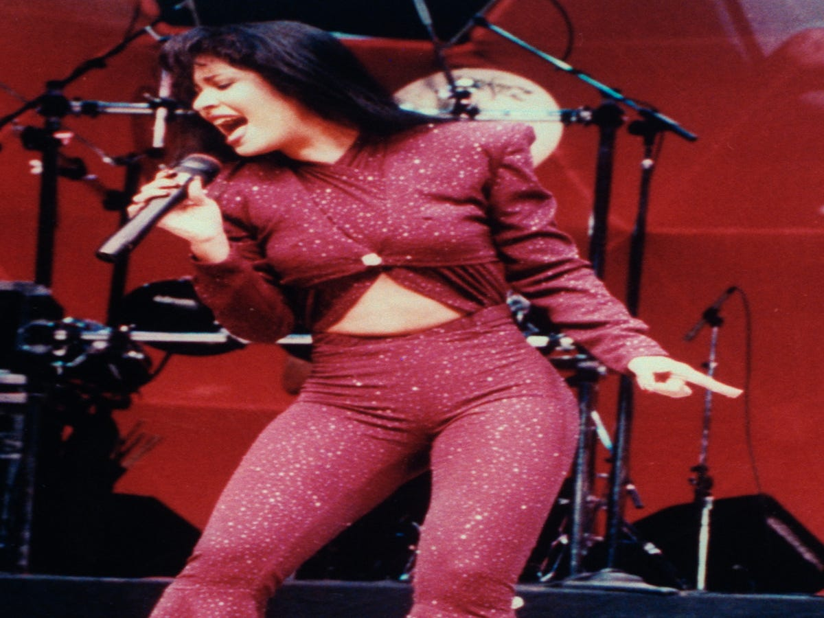 A New Selena Quintanilla Makeup Line May Be In The Works