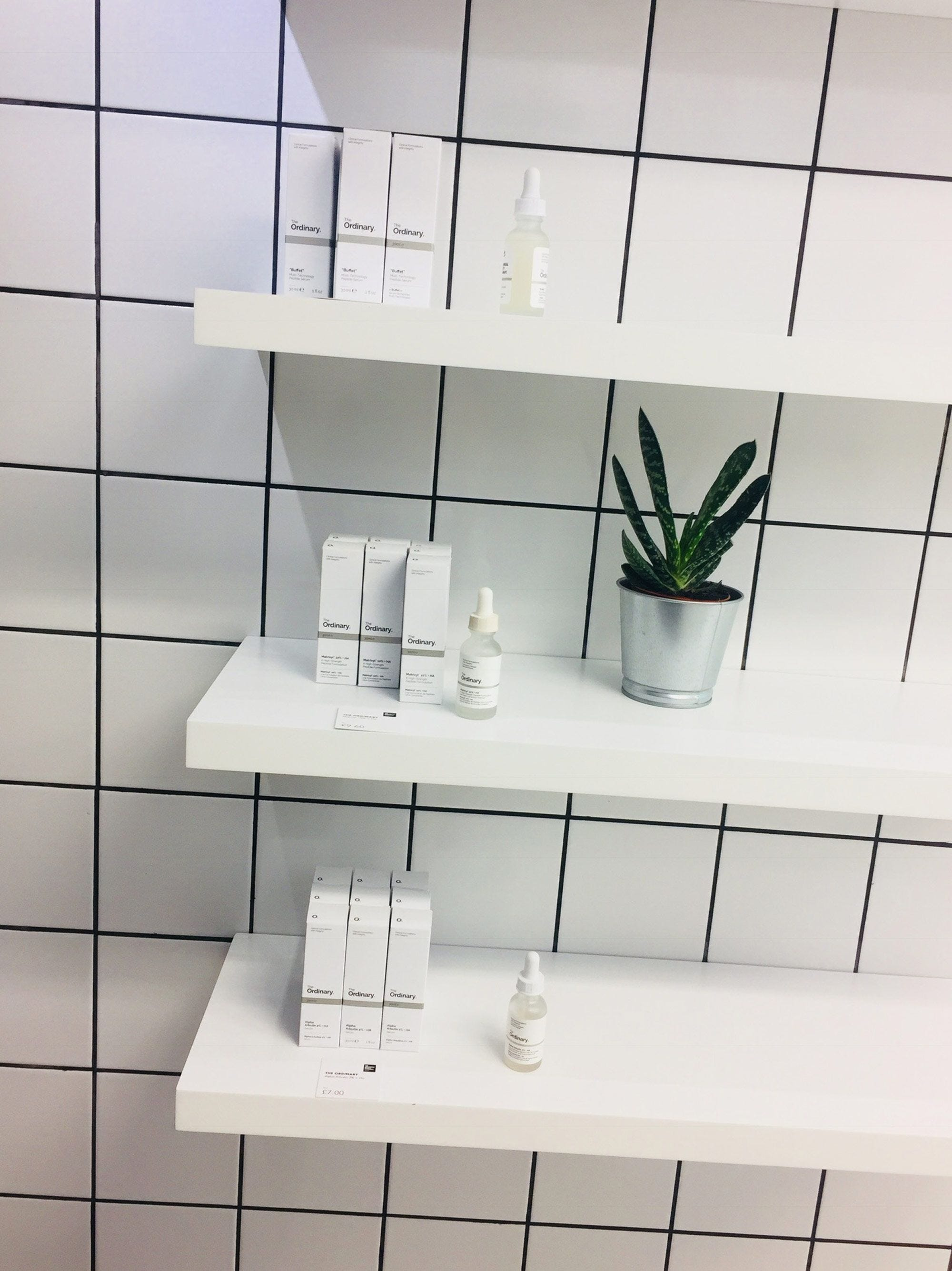 The Ordinary Has Officially Launched At Boots