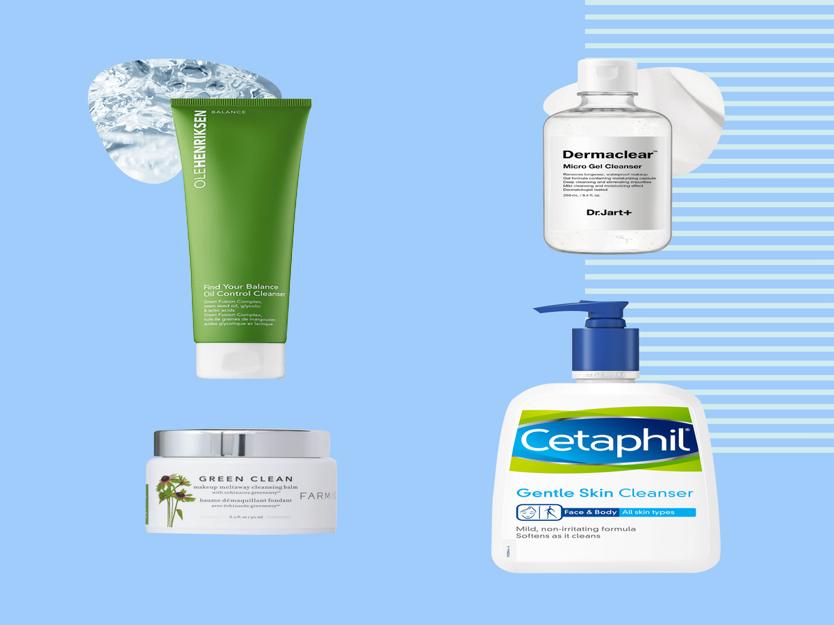 The Expert's Guide To Washing Your Face